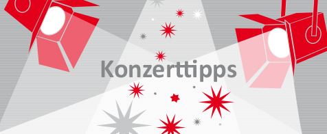 Konzert-Highlights 2018