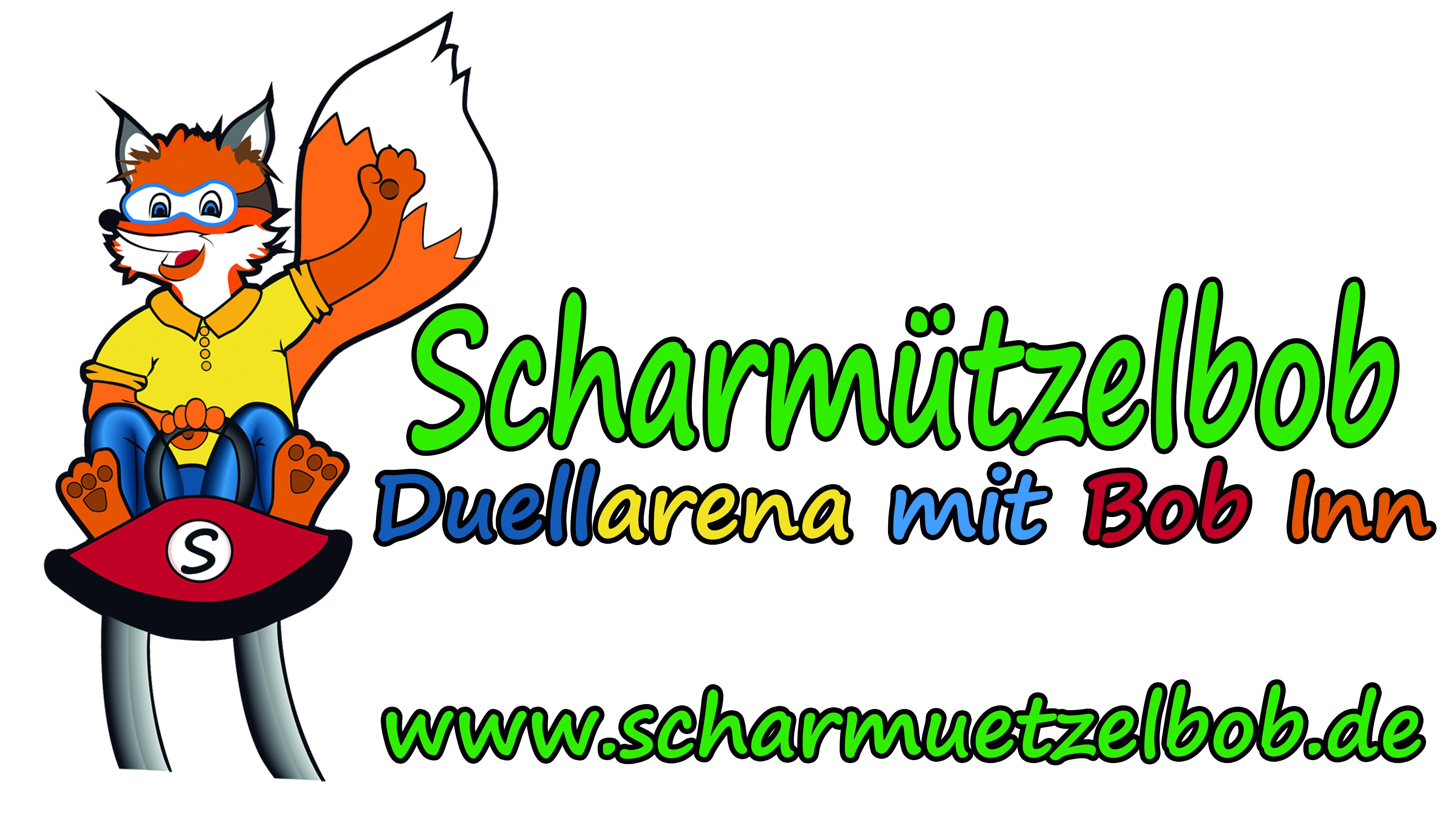 Scharmützel BOB logo Schrift